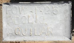 Adolio Aguilar