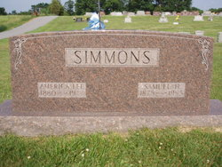 America Lee <i>Kelley</i> Simmons