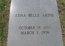 Edna Belle Akins