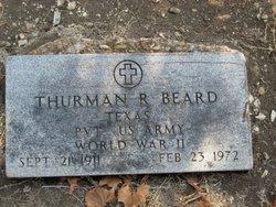 Thurman R. Beard