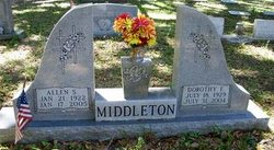 Dorothy <i>Elks</i> Middleton