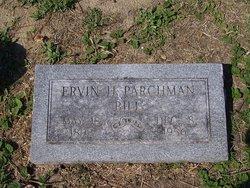 Ervin Harvey Bill Parchman