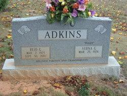 Reid Glenn Adkins