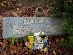 Florence Lenora <i>Adkins</i> Schmidt