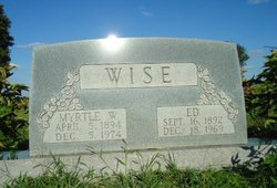 Myrtle W. <i>Green</i> Wise