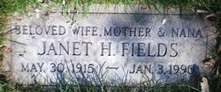 Janet H. Fields