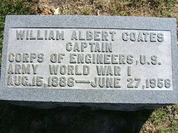 William Albert Coates