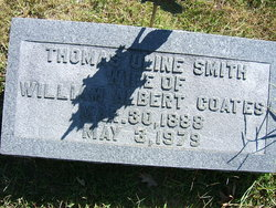 Thomas Oline <i>Smith</i> Coates