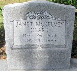 Janet Lynn <i>McKelvey</i> Clark