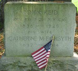Catherine M. <i>Forsyth</i> Reid