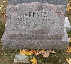 Mabel M. <i>Jacoby</i> Arentz
