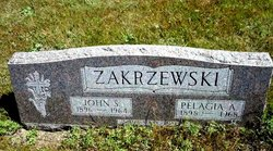 Pelagia A. Pearl <i>Brezenski</i> Zakrzewski