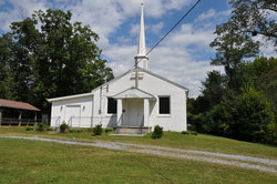 Currys Chapel Cemetery