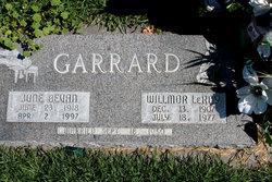 Willmor LeRoy Garrard