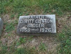 De Witt Clinton Badger