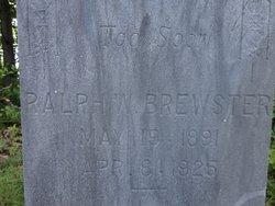 Ralph W. Brewster