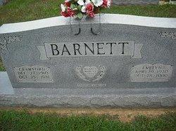 Audrey Evelyn <i>Holt</i> Barnett