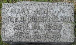 Mary Jane Jenny <i>Welch</i> Eland