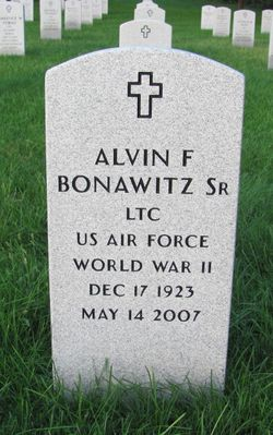Alvin Franklin Bonawitz, Sr