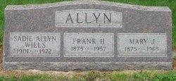 Frank H Allyn