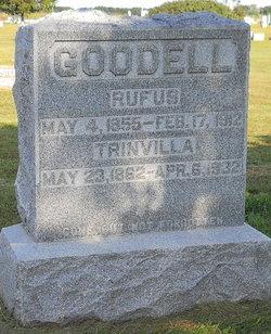 Trinvilla Trinnie <i>King</i> Goodell