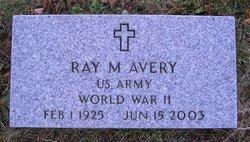 Ray Maxwell Avery