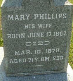 Mary <i>Cochran</i> Phillips