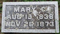Mary C <i>Hopwood</i> Fahrney
