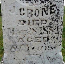 Joseph M Crone