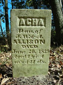 Agha Allison