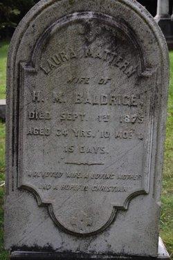 Laura <i>Mattern</i> Baldrige