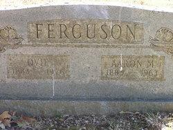 Ova <i>Lawrence</i> Ferguson
