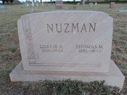 Thomas M Nuzman