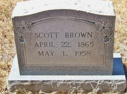 Preston Scott Brown