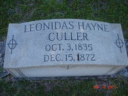 Leonidas Hayne Culler