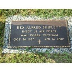 Rex Alfred Shiflett