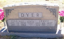 Eula May <i>Kinnaird</i> Dyer