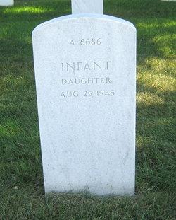 Infant Daughter Dahlberg