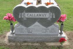 Goldie Cordella <i>Onstott</i> Callaway