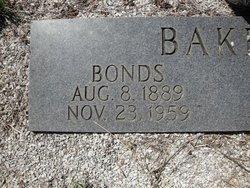 Jordan Lee Bonds Baker
