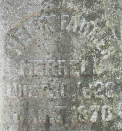 Henry Farmer Merrell
