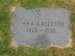 Emma <i>Christian</i> Anderson