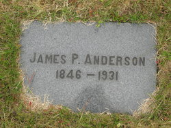 James P. Anderson, Sr