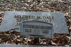Mildred M <i>Dale</i> Adams