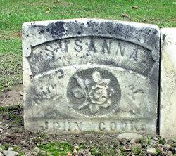 Susannah <i>Rathbone</i> Cook