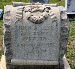 John A. Lusk