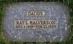 Ray Lee Halverson