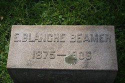 E Blanche Beamer