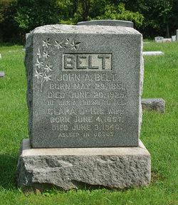 John Alphonso Belt