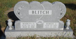 Madlyn O <i>Moorehead</i> Blitch